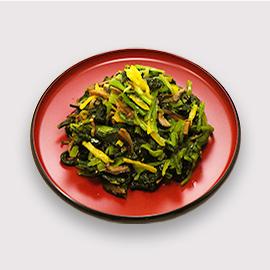 青菜ゆず風味