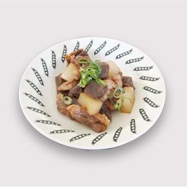 牛すじと蒟蒻(季節品)